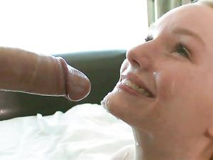 Big Cock For A Blue Eyed Teenager With A Tiny Body