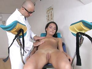 Big Cock Doctor Fucks A Teenager In The Ass