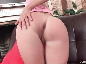 Big Tits 18 Year Old In A Slutty Skirt Teasing Her Cunt