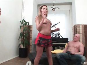 Amazing Double Anal Penetration Of A Teenage Slut