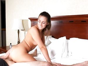 Cute Young Cassidy Klein Fucking In A Hotel Room