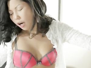 Erotic Anal Fucking Of The Gorgeous Asian Teen