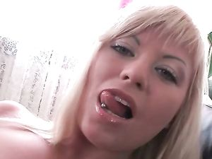 Slutty Teen Craves Hole Stretching Anal Sex