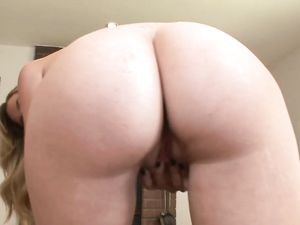Warm Cum In Mouth After Doggy Style Fucking